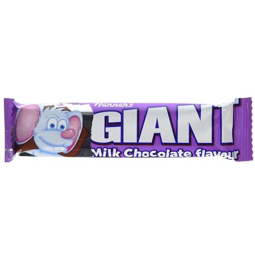Hannah Giant Milk Chocolate Bar (UK)
